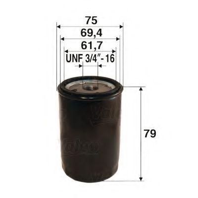 Масляный фильтр 451103318 BOSCH