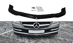 Диффузор переднего бампера Mercedes SLK R172 верс.1
