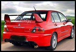 Спойлер Mitsubishi Lancer (2003-2009)