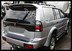 Спойлер Mitsubishi Pajero Sport (1996-2008)