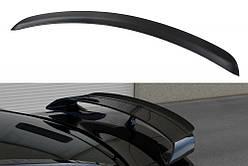 Накладка на спойлер Nissan GT-R Coupe (серія R35) дорестайл