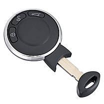 3 Кнопки Дистанционный Брелок Чехол Корпус с ключом для BMW Mini Cooper 2007-2014 - 1TopShop, фото 2