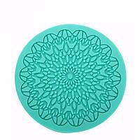 Цветок Carving Силиконовые Fondant прессформы торта украшая прессформы Gumpaste Sugarpaste Mold FDA LFGB-1TopShop