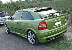 Накладка задня Opel Astra G Hatchback (версія 1)