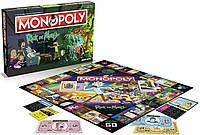 Настольная игра Winning Moves Монополия Рик и Морти