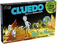 Настольная игра Winning Moves Клюэдо: Рик и Морти