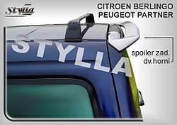 Спойлер Peugeot Partner (1996-...)