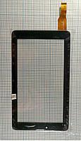 """Сенсорний екран 7"""" чорний для планшета Білайн Таб 2 ZLD0700270716-F-B"""