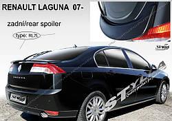 Спойлер Renault Laguna (2007-...)