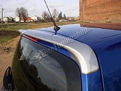 Спойлер крышки багажника Renault Twingo II
