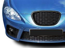 Решітка радіатора SEAT Leon 1P / Altea / Toledo 5P honey-стиль