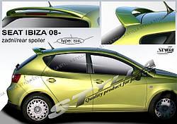 Спойлер Seat Ibiza (2008-...)