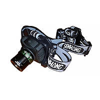 Налобный фонарь Headlamp BL-6656 + ПОДАРОК D1011