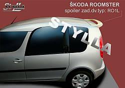 Спойлер Skoda Roomster (2006-...)