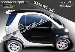 Спойлер Smart City coupe (1998-...)
