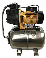Насосна станція Optima JET100A-PL-24INOX 1,1 кВт чавун короткий, фото 1