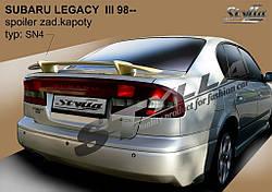 Спойлер Subaru Legacy (1998-2003)