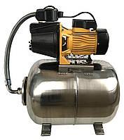 Насосна станція Optima JET100A-PL-50INOX 1,1 кВт чавун короткий, фото 1