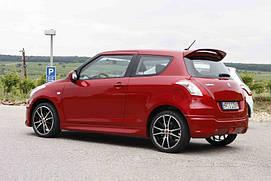 Спойлер Suzuki Swift 2011-