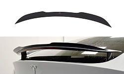 Накладка на спойлер Tesla Model X версія 1