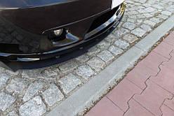 Дифузор переднього бампера Toyota Celica T23 standard version дорест.