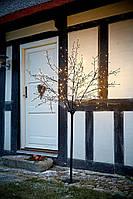 Новогоднее дерево - гирлянда для использовании на улице (высота 2 метра + 400 Led лампочек)
