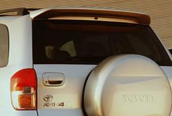 Спойлер Toyota Rav 4