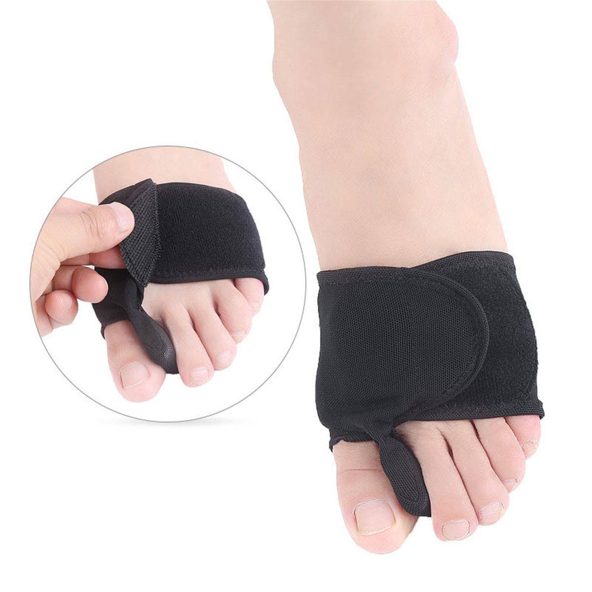 1PairStraightenerКорректорToeProtector Ножные носовые разделители Поддержка облегчения боли Orthopedic Набор - 1TopShop