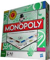 Настольная игра Hasbro Классическая Монополия. Обновленная версия (Monopoly) (укр.) (C1009657)