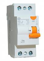 Устройство защитного отключения (УЗО) In=25A, 30mA, 1+N (DCG225/030)