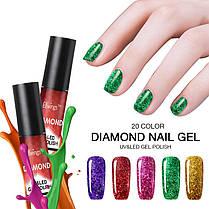 Бриллиант Ногти Гель польские металлические блестки Гель польские нужны UV/LED Лампа Ногти Art 20 цвет для выбора - 1TopShop, фото 3