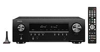 AV-ресивер DENON AVR-S650H black