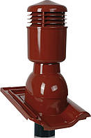 Вентиляционный выход   УТЕПЛЕННЫЙ  для керамической черепицы  110 мм