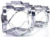 Набор Fissman Decorator 2 формы для печенья на 12 трафаретов (FN-AY-7424_psg)