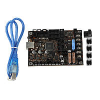3D-принтер Einsy Rambo1.1b Системная плата TMC2130 SPI Drive Mode для Reprap Prusa i3 MK3 / 3S Part-1TopShop