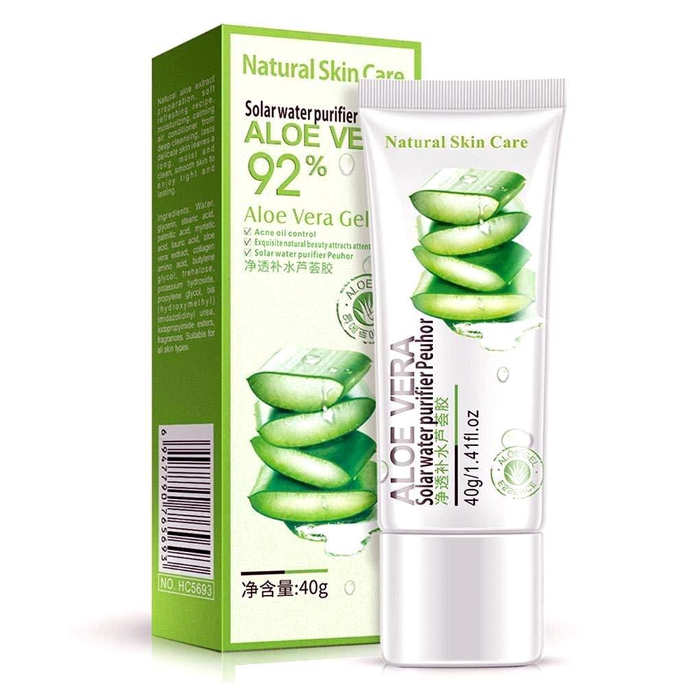 Гель с алоэ-вера для проблемной кожи лица ROREC Aloe Vera Solar Water Purifier Peuhor