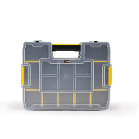 Органайзер STANLEY Sort Master Junior пластмасовий 375х65х292 мм (1-97-483)