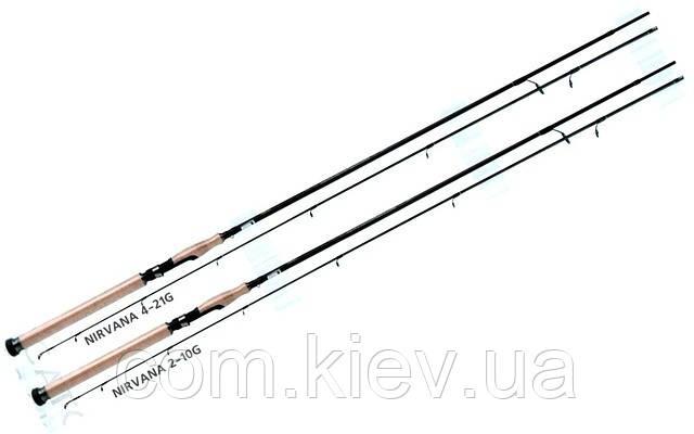 Спиннинг  Nirvana 2 — 10 g  2.10 m  Golden Catch 2039068