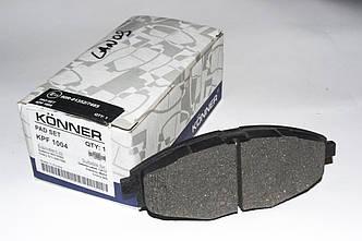 Konner KPF-1004 Тормозные колодки (передние) Daewoo Lanos, Sens 96273708