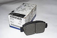 Konner KPF-1GE00 Тормозные колодки (передние) Hyundai Accent, i20, Kia Rio 58101-1GA00