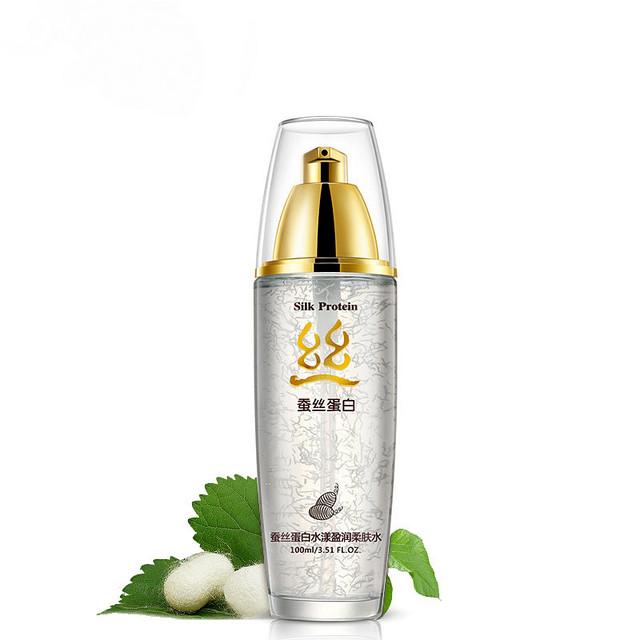 Toner BIOAQUA Silk Protein Aqua Shiny