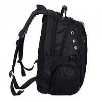 Рюкзак SwissGear 8810 с дождевиком Черный