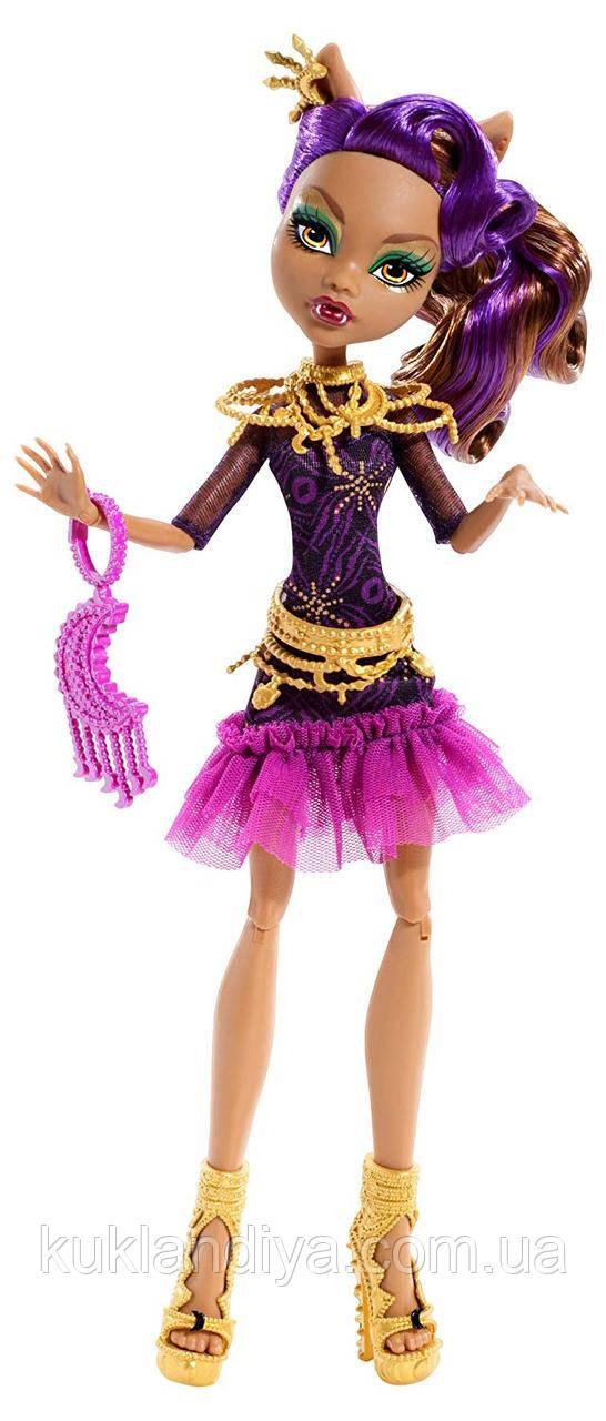 Кукла Monster High Клодин Вульф Страх, Камера, Мотор!
