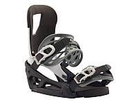 Кріплення для сноуборду Burton Cartel EST Black / White 2020, фото 1