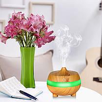 7 Успокаивающий Светодиодный Ультразвуковой Аромат Диффузор Essential Масло Увлажнитель воздуха Ароматерапия Очиститель - 1TopShop, фото 2