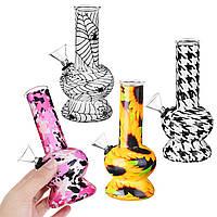 Водопроводные трубы из боросиликатного стекла Herb Трубка Portable Fashion Art-1TopShop