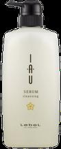 Увлажняющий аромашампунь Lebel IAU Serum Cleansing 600 мл