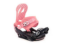 Кріплення для сноуборду Burton Stiletto Re: Flex Pink Fade 2020, фото 1