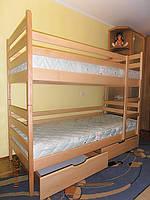 Кровать двухъярусная Киев