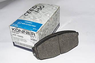 Konner KPF-1HA00 Тормозные колодки (передние) Hyundai i30, Kia Ceed, Carens 58101-1HA00